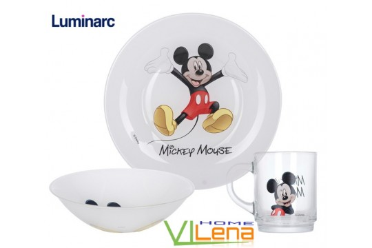 Набор 3 пр Disney Colors Mickey L2124