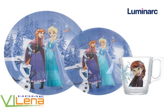 Набор 3 пр Disney Frozen Winter Magic N5277