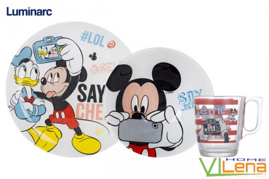 Набор 3 пр Disney Party Mickey N5278