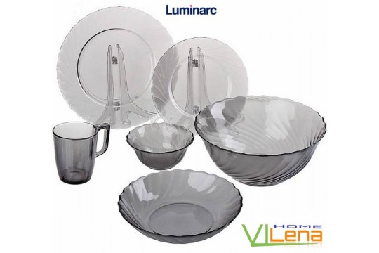 31 пр Luminarc Trianon Graphite N5756